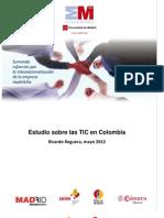 TIC en Colombia 2012