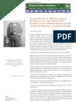 Memoria Política de Mèxico