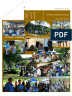 Fall 2012 Issue of The Dirt