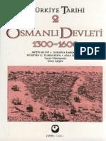 Osmanli Devleti 1300-1600 - Cesitli