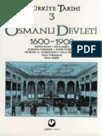 Osmanli Devleti 1600-1908 - Cesitli