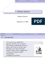 Numbersystems Slides