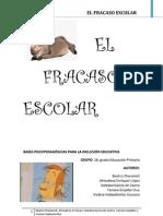 EL FRACASO ESCOLAR. BASES PEDAGÓGICAS PARA LA INCLUSIÓN EDUCATIVA