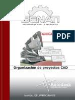 AutoCAD 2- Organización de Proyectos - SENATI