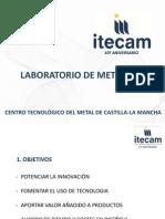 Presentacion Laboratorio de Metrologia 10º Aniversario