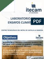 Presentacion Laboratorio Ensayos Climaticos 10 Aniversario