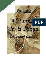 Seminario de Lenguaje de Musica