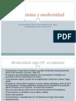 Humanismo y Modernidad e 11022008
