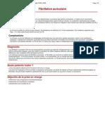 Fibrillation Auriculaire