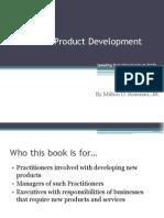 Successful Product Development