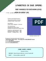 _Indice Alfabetico Nuova Rivelazione  (2008)