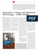 TNI 81 2005 Expertise in Pump and Metering Technology