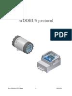 A Modbus Protocol Ela