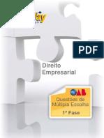 OAB2009-Direito_Empresarial