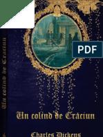 Charles Dickens - Un colind de Craciun