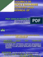 1_GeoQuimica_SedimentosParanoa