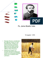 Georges Seurat. Ps. Jaime Botello Valle