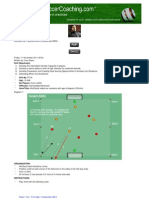 Numbers Up Transitions With Conditioning (SSG)
