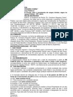 Edital Polícia Civil/SP - papiloscopista