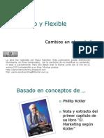 Rapido y Flexible (Kotler)
