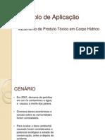 AVALIAÇÃO DO DANO AO POTENCIAL ECOLÓGICO E ESTADO DE CONSERVAÇÃO DOS RECURSOS NATURAIS ORIUNDO DE DERRAME DE ÓLEO