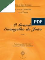 O Grande Evangelho de Joao - vol. 5 (Jacob Lorber)
