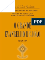 O Grande Evangelho de Joao - vol. 4 (Jacob Lorber)