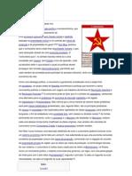 O Comunismo e  sua história