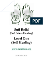 Sufi Reiki First Degree Manual
