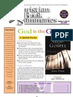 God is the Gospel by John Pipercbs0416