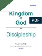 Kingdom and Discipleship