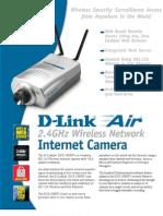 D-Link web camera dcs-1000w