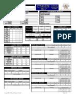 Mass effect d20 character sheet pdf
