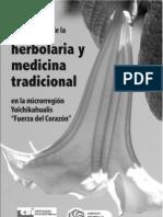 Herbolaria y Medicina Tradicional Folleto