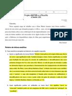 Projetomatrixeafilosofia Roteiroparaleituraanaltica Padroderesposta 110424141804 Phpapp01