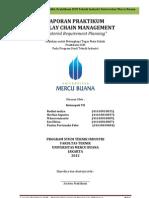 Contoh Studi Kasus pemahaman Ilmu Teknik Industri, khususnya dalam bidang Meterial Requirement Planning