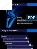 The Business of IP