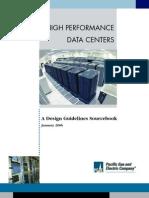 High Performance Data Centers