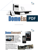 Domoconcept, Developer Presentation