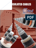 XLPE Insulated Cables