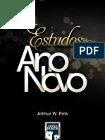Estudos de Ano Novo - Arthur W. Pink