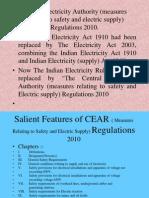 CEA Reg.2010.