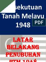 Persekutuan Tanah Melayu 1948