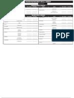 Spycraft 2 Worksheets