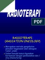 Pengantar Radioterapi