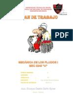 Plan de Trabajo Auxiliatura II 2011