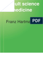 Occult Science in Medicine by Franz Hartman