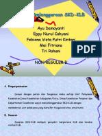 ppt Penyelenggaraan SKD-KLB