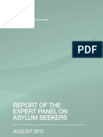 Report of the Expert Panel on Asylum Seekers
