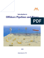 Off Shore Pipelines and Risers
